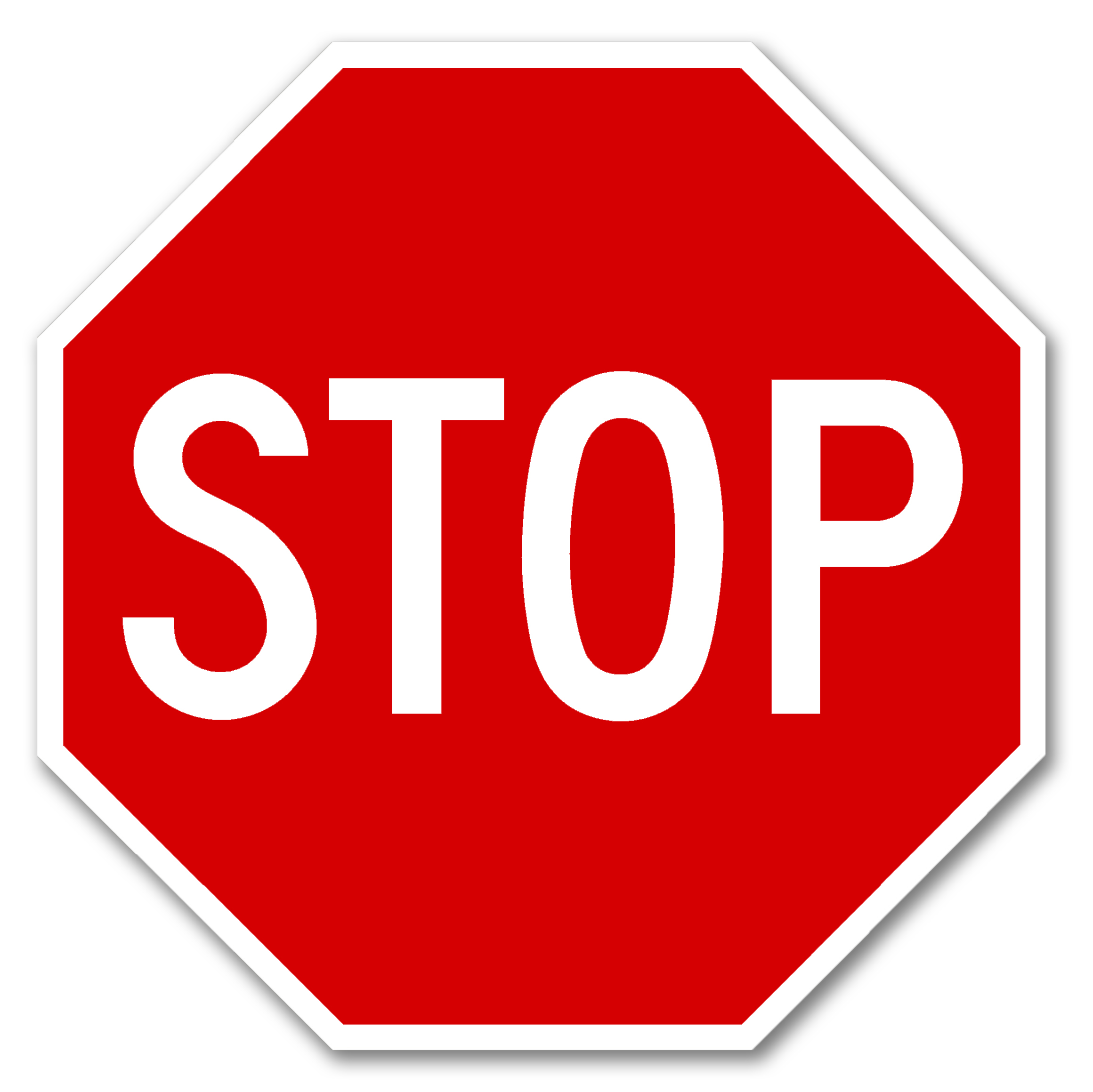 Stop and Regulatory Signs