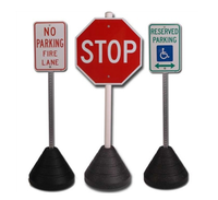 Picking the Best Sign Post Base For Your Application